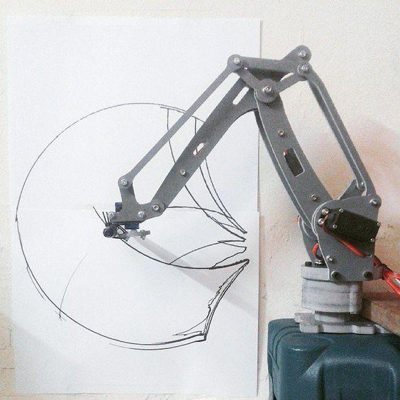 Uarm arduino robotic arm