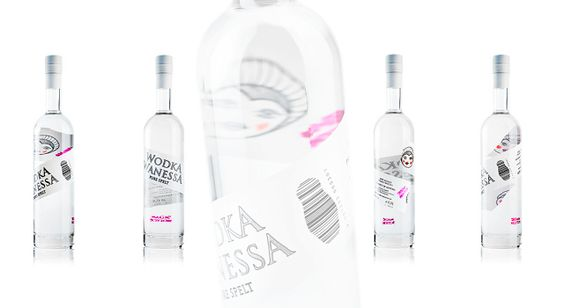 'Wodka Wanessa'.  http://t-h-i-n-g-s.blogspot.com