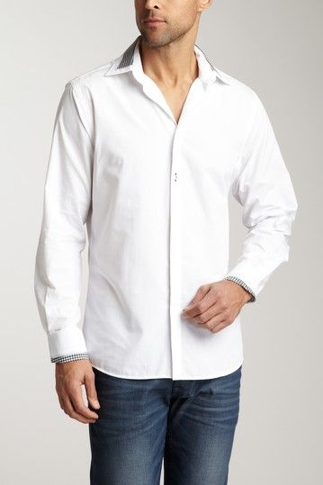 M. Benisti  Adam Dress Shirt: