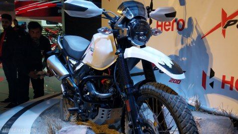 Hero Xpulse 200 All Details Price Specifications Launch Date