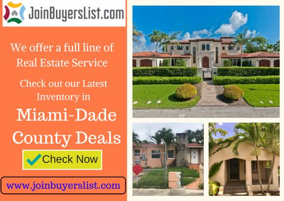 Check Out Our Latest Inventory In Miami Dade County Deals Rental Property Real Estate Services Real Estate