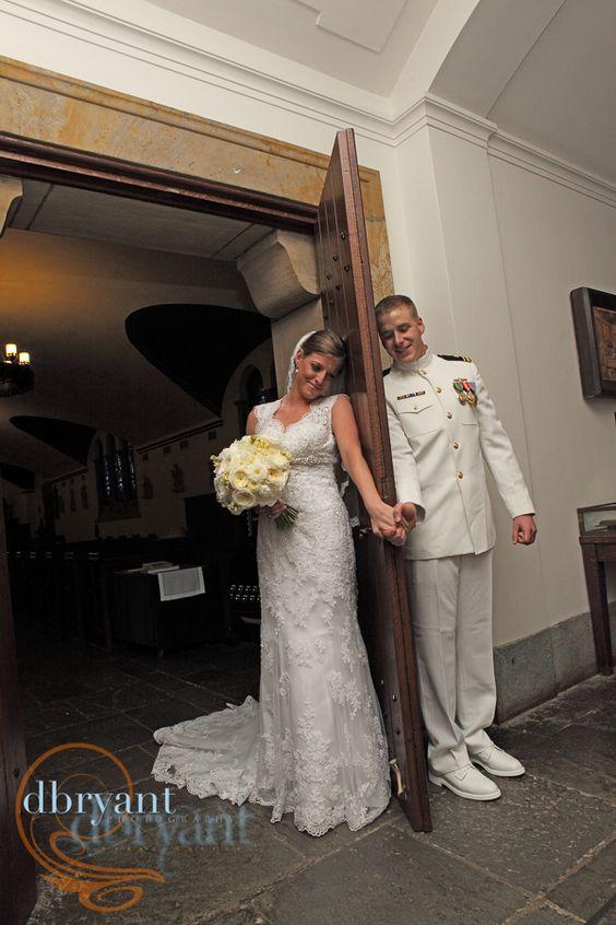 Naval Academy Wedding Pictures