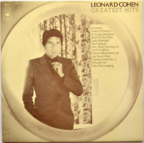 Leonard Cohen / Greatest Hits