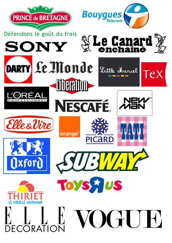 planche logos 2