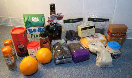 Nigella Lawson's Chocolate Fruit Cake Recipe