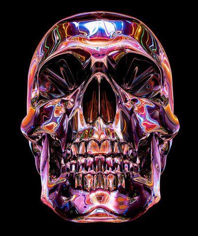 Perdido Art Journal: Designs by Subject: Skulls!