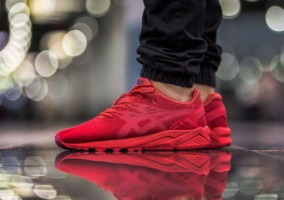 Asics Gel Kayano Evo Tech Pack #women's sneaker #women's shoes red ...