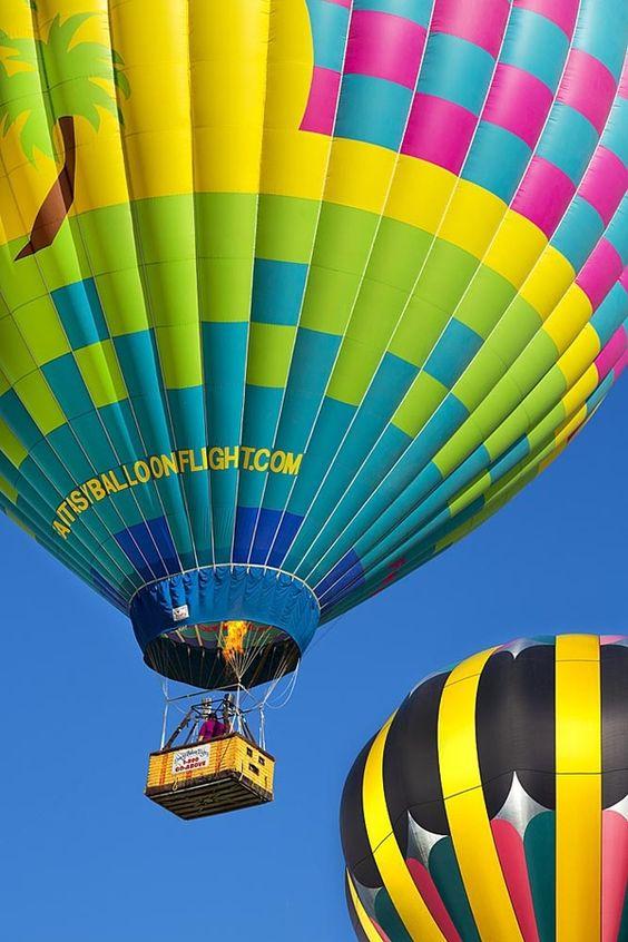 Flyve i luftballon