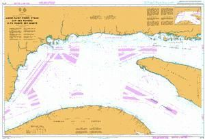 British Admiralty Nautical Chart 4774: Canada - Québec/Quebec, Fleuve Saint-Laurent/St. Lawrence River, Havre-Saint-Pierre et/and Cap des Rosiers à/to Pointe des Monts