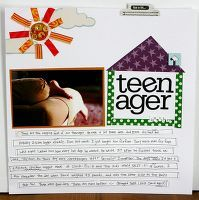 A Project by kellicrowe from our Scrapbooking Gallery originally submitted 10/04/10 at 10:06 AM