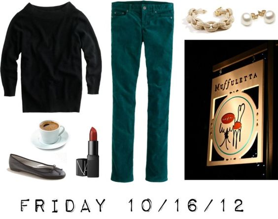"""OOTD 11/16/12"" by jcrewcrazy ❤ liked on Polyvore"