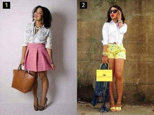 Ladies killer fashion ♥♥♥ http://blackandkillingit.com/