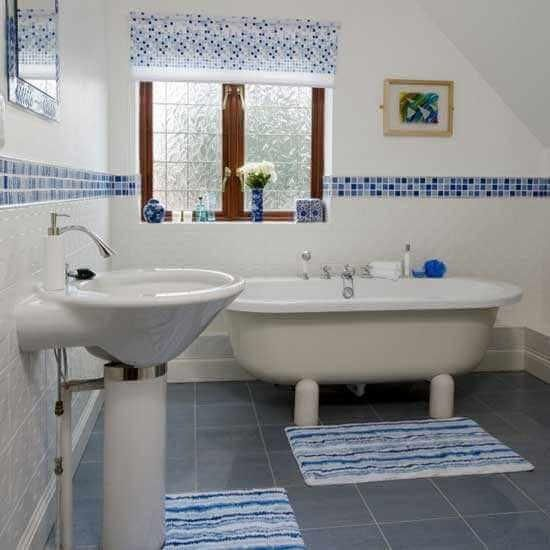 50 Small Bathroom Ideas That Increase Space Perception Bathroom Design Ideas Industville Bathroom Redesign Small Bathroom Tile Bathroom