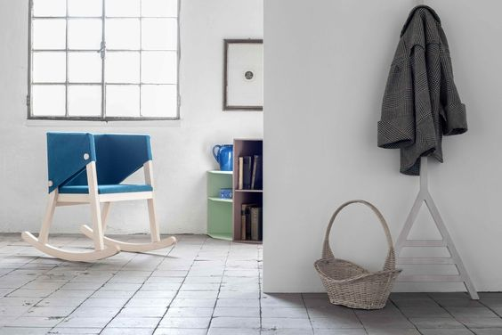 Ivetta By Formabilio Made In Italy On CrowdyHouse, Beautiful Rocking Chair  | Things I Love | Pinterest