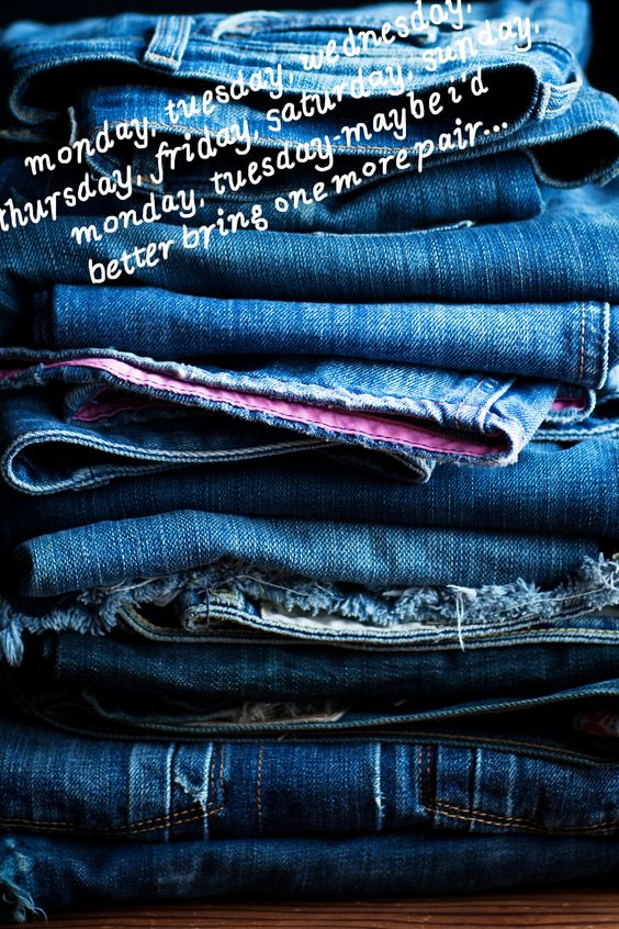 Sarah Kehoe Candy Shop : Denim Daze | You can never have too much denim. Options options options. | Jeans