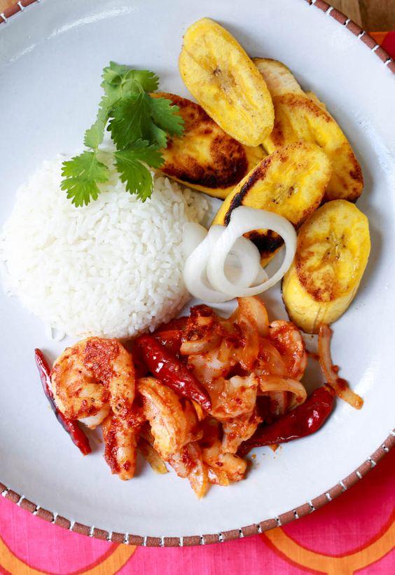 Camarones a la Diabla – Diablo Shrimp Recipe