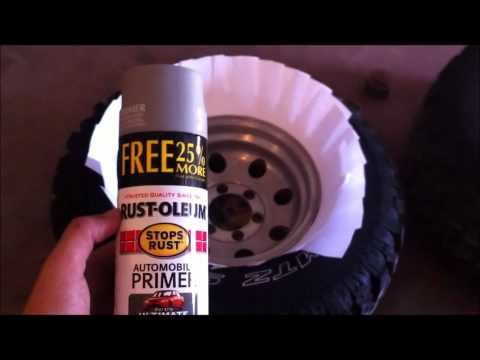 spray paint your rims info pinterest how to spray paint paint. Black Bedroom Furniture Sets. Home Design Ideas