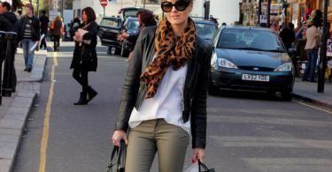 Como usar echarpe de oncinha no inverno - Toda Perfeita