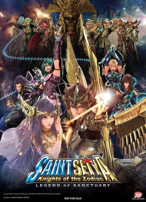 Watch Saint Seiya Legend Of Sanctuary Full Movie Online Les Chevaliers Du Zodiaque Anime Film