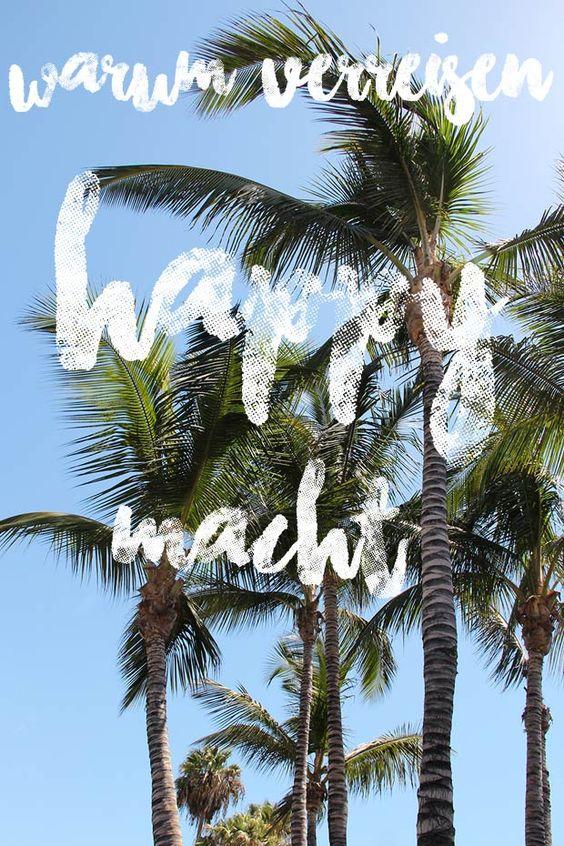 Warum ist das eigentlich so? Wir haben die Antworten! http://ilovetravelling.de/tag/warum-macht-reisen-gluecklich/ #reisen #reiseblog #happy #happylife