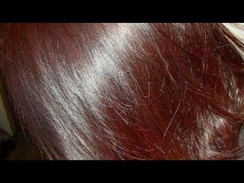 معجزة جميع مشاكل الشعر لون بني فاتح يغطي الشيب تقوية و تطويل ضد القشرة Youtube Hair Wigs Freetress