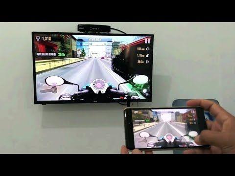 Cara Menghubungkan Layar Hp Ke Tv Youtube Smart Tv Televisi Remote