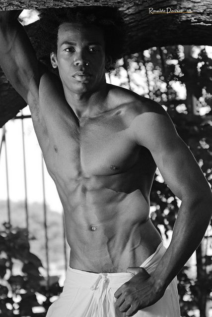 #black #male #model #malemodel #men #man #sexy #hunk