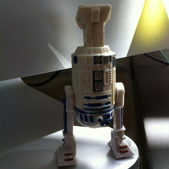 I have like 300 still in the box. #nerd #R2D2 #Starwars