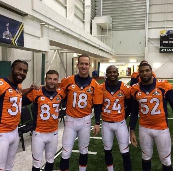 Broncos at the Super Bowl