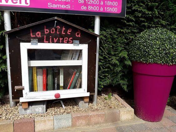 Boite à livres Seilles