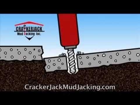 Crackerjack mudjacking