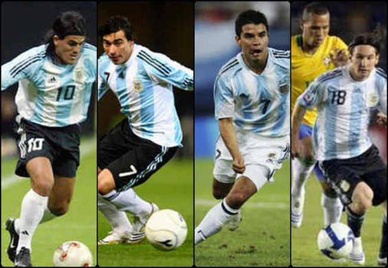 5 Pemain Sepakbola Argentina dengan Julukan New Maradona
