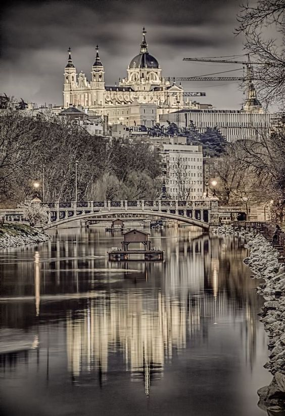 Catedral de Santa María la Real de la Almudena, Madrid