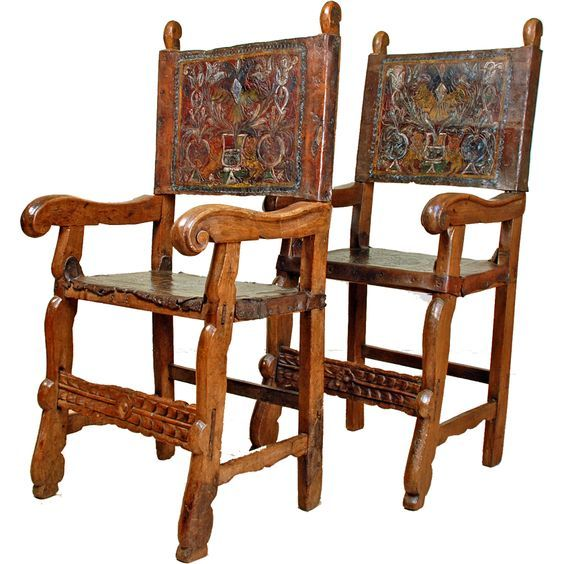 Spanish Style Seating In 2020 Chair Mexican Chairs Cheap Chairs