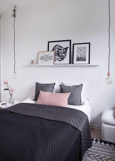 Inspirational Scandinavian Bedroom