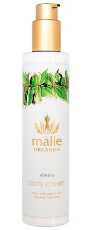 Maile nourishing organic body cream