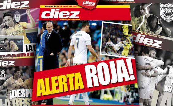 Portadas digitales: Las noticias deportivas más importantes - Diario Diez