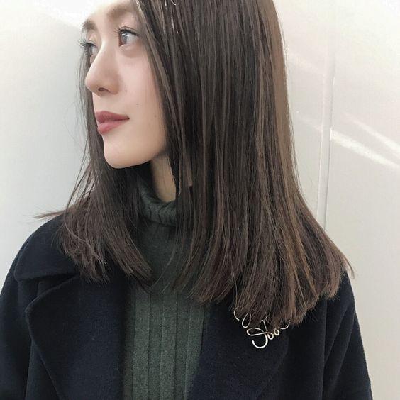 髪がサラサラな古谷有美