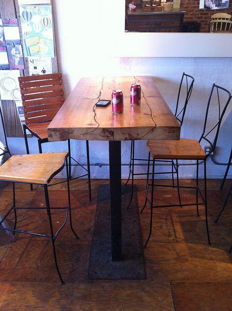 Counter Height Pedestal Base : counter tables island tables and more pedestal photos counter height ...