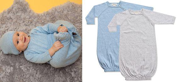 Classic Newborn Schlafhemd aus der Kategorie Kuschelige Schlafsäcke von Mamarella - Details