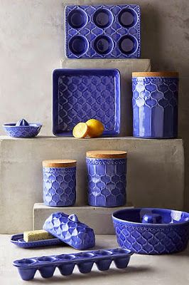 #anthrofave. These are the new Genetation HORNSEA LOOK ALIKES...like the traditional Hornsea kitchenware of the 70s. Made in England. Ijust wonder where these are from? Just beautiful!