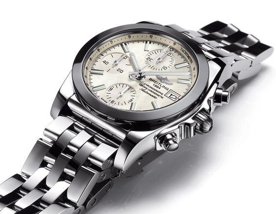 Breitling Chronomat 38 SleekT - Новый женский хронограф от Брайтлинг   Luxurious Watches