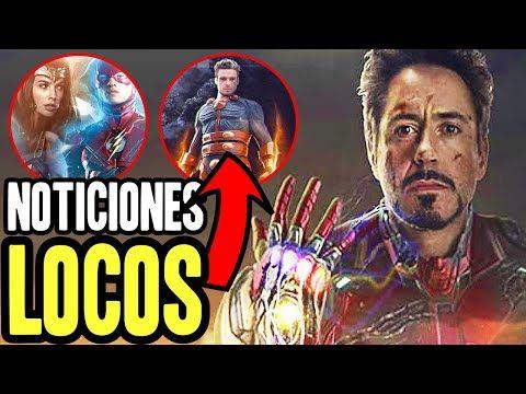 Revelan Que Iron Man Puede Volver Y La Trama De Los Eternos Doctor Strange 2 Flash Crisis Youtube Doctor Strange Doctor Man