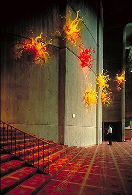 ANEMONE WALL, 1996