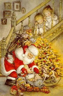 Christmas - Traditional - Old Fashioned - Pictures - Customs - Traditions