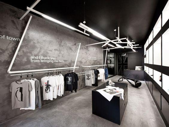 Home unusual store by luigi valente visual for Weird interior design