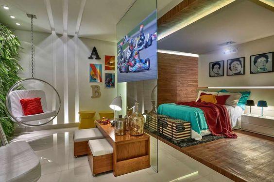 Decoração de quartos: veja 8 ideias da Casa Cor Brasília - Terra Brasil