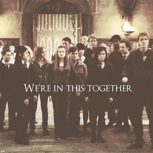 Dumbledores Army ~ Harry Potter and the Order of the Phoenix