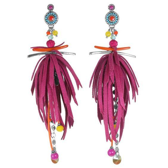 Chiara earrings Franck Herval