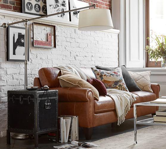 Tìm hiểu về dòng ghế sofa da phòng khách
